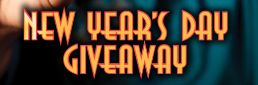 New Year's Day Giveaway